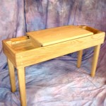 Commuter Bench with Flat Benchtop